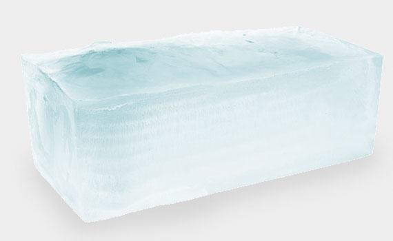 Venta y distribución de bloques de hielo en Madrid