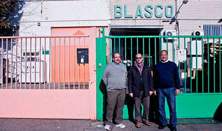 Empresa de fabricación, venta y distribución de hielo en Madrid