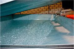 Fabricación de hielo en la comunidad de Madrid. Hielo en Madrid.
