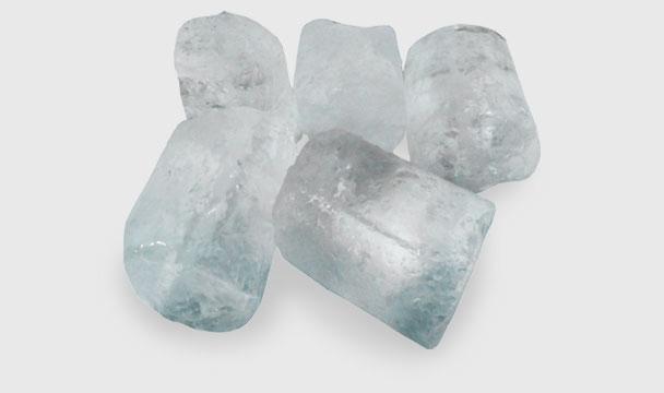 Venta de cubitos de hielo en Madrid, empresa Hielo Blasco