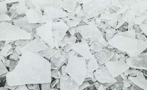 hielo en escamas ventajas